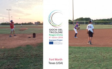 Giochi del Tricolore Rizhao e Fort Worth