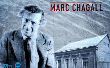 I MIGRANTI CHE HANNO FATTO LA STORIA: MARC CHAGALL