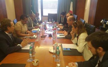 Study visit del Progetto Compete In a Reggio Emilia