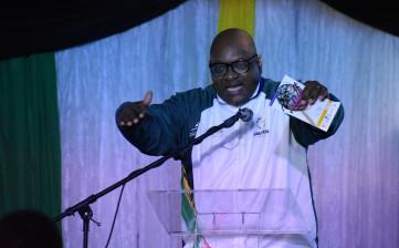 Il Sudafrica ai Giochi del Tricolore