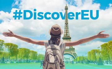 Discover EU, in viaggio per l'Europa