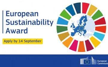 Premio europeo per la Sostenibilità