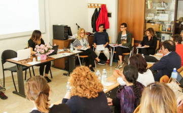 Primo incontro di formazione del progetto FA.C.E.