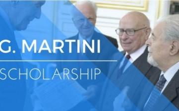 Borsa di studio Martini