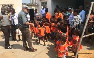 UNICEF e Reggio insieme per il Mozambico