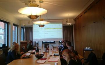 Consiglio esecutivo di Eurotowns in Svezia