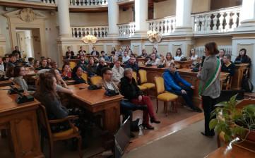 Il coro di Schwerin visita Reggio Emilia
