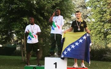 Plivački Klub Spid. Da Sarajevo ai Giochi del Tricolore