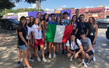 Ultima settimana a Fort Worth per gli studenti reggiani
