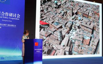 Reggio allo IUC – International Urban Cooperation in Cina – Day 3-4