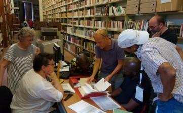 Lo studio degli Archivi ai Giochi del Tricolore