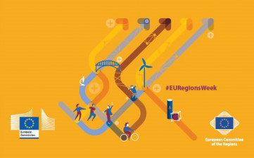 Reggio alla European Week of Region