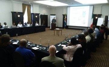 Workshop sul sistema cooperativo in Sudafrica